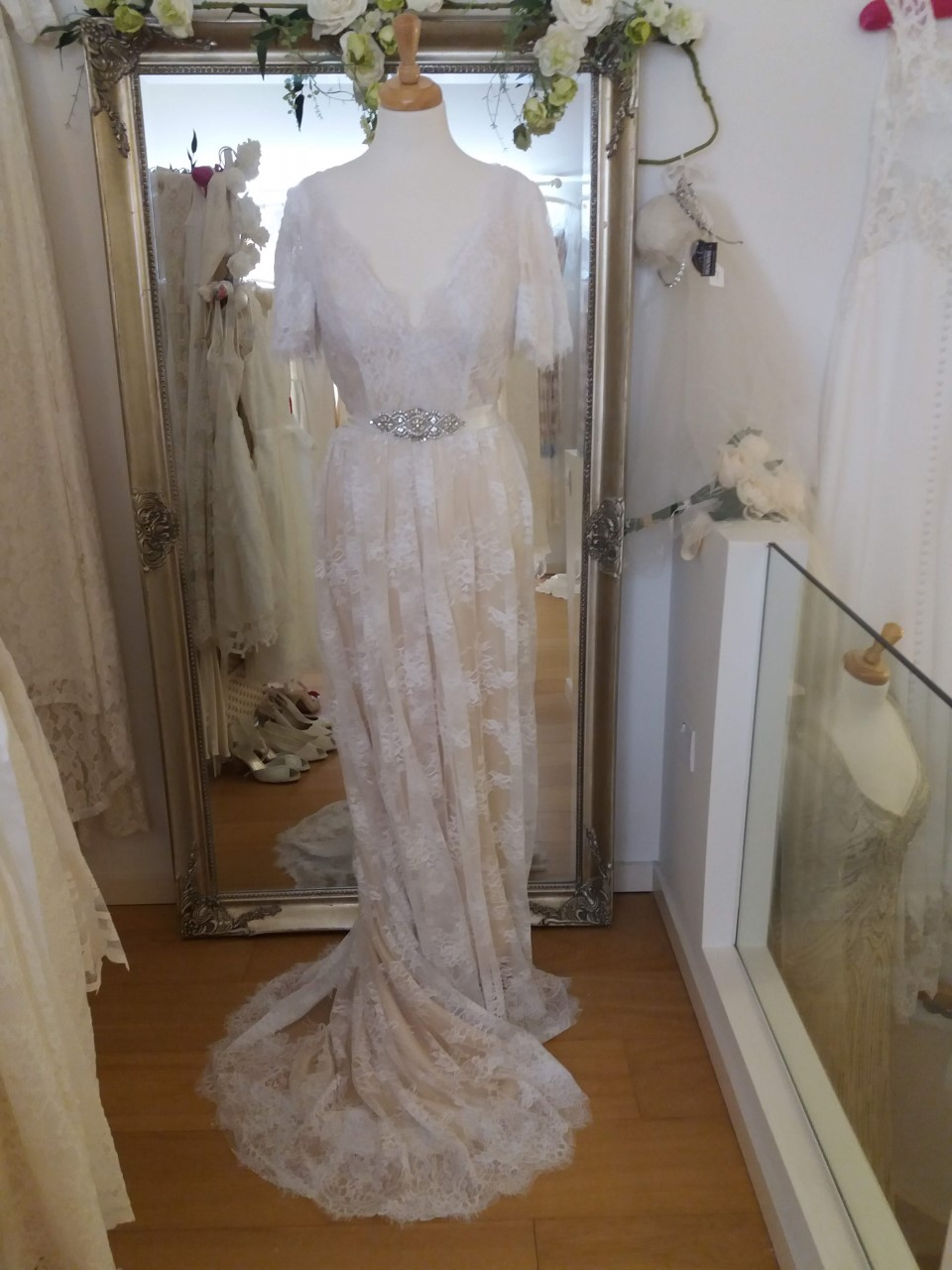 Vintage Style Wedding Dresses Brighton Vintage Wedding Dresses